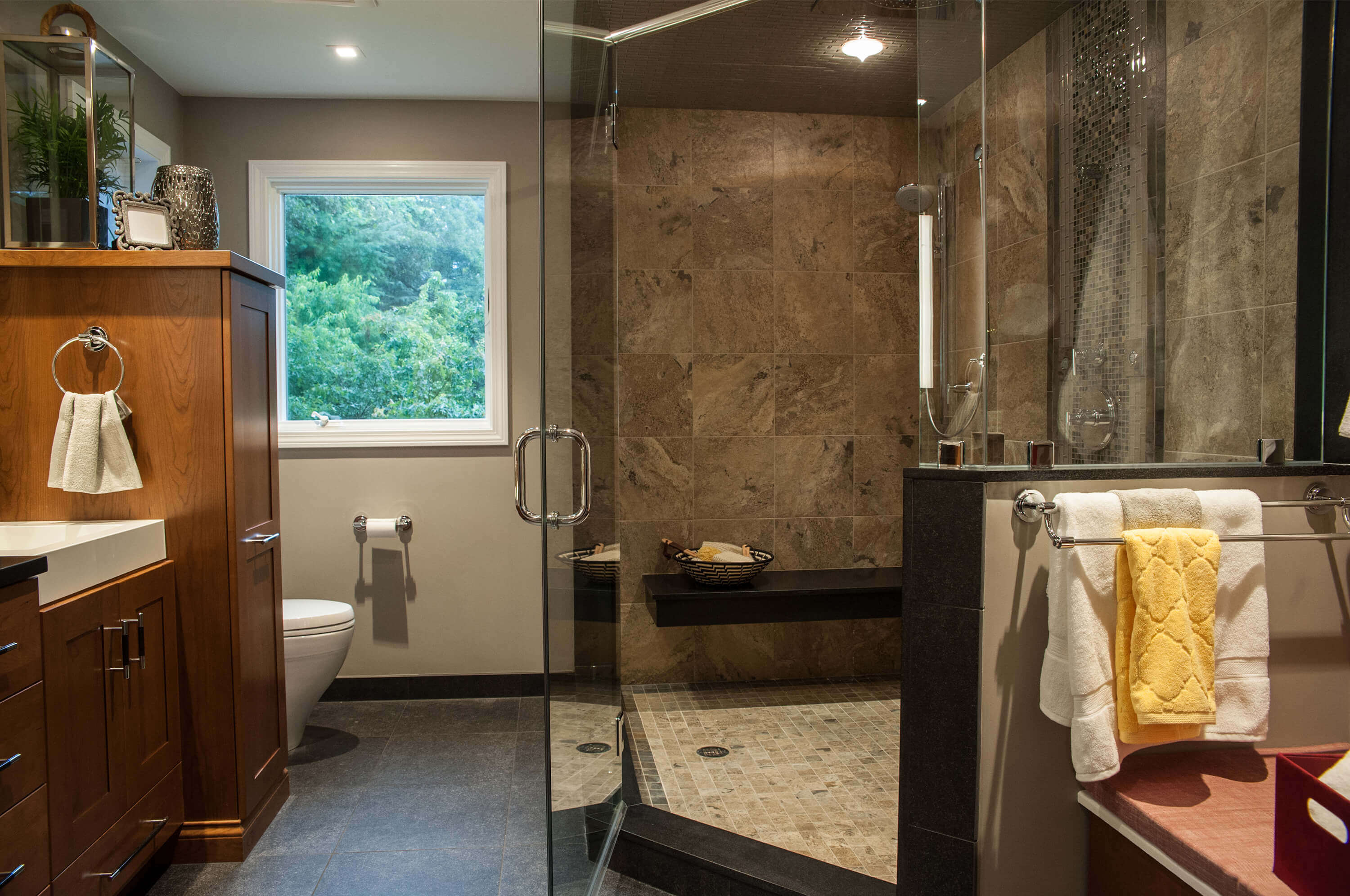 Bathroom Design And Build Center in Westborough Massachusetts