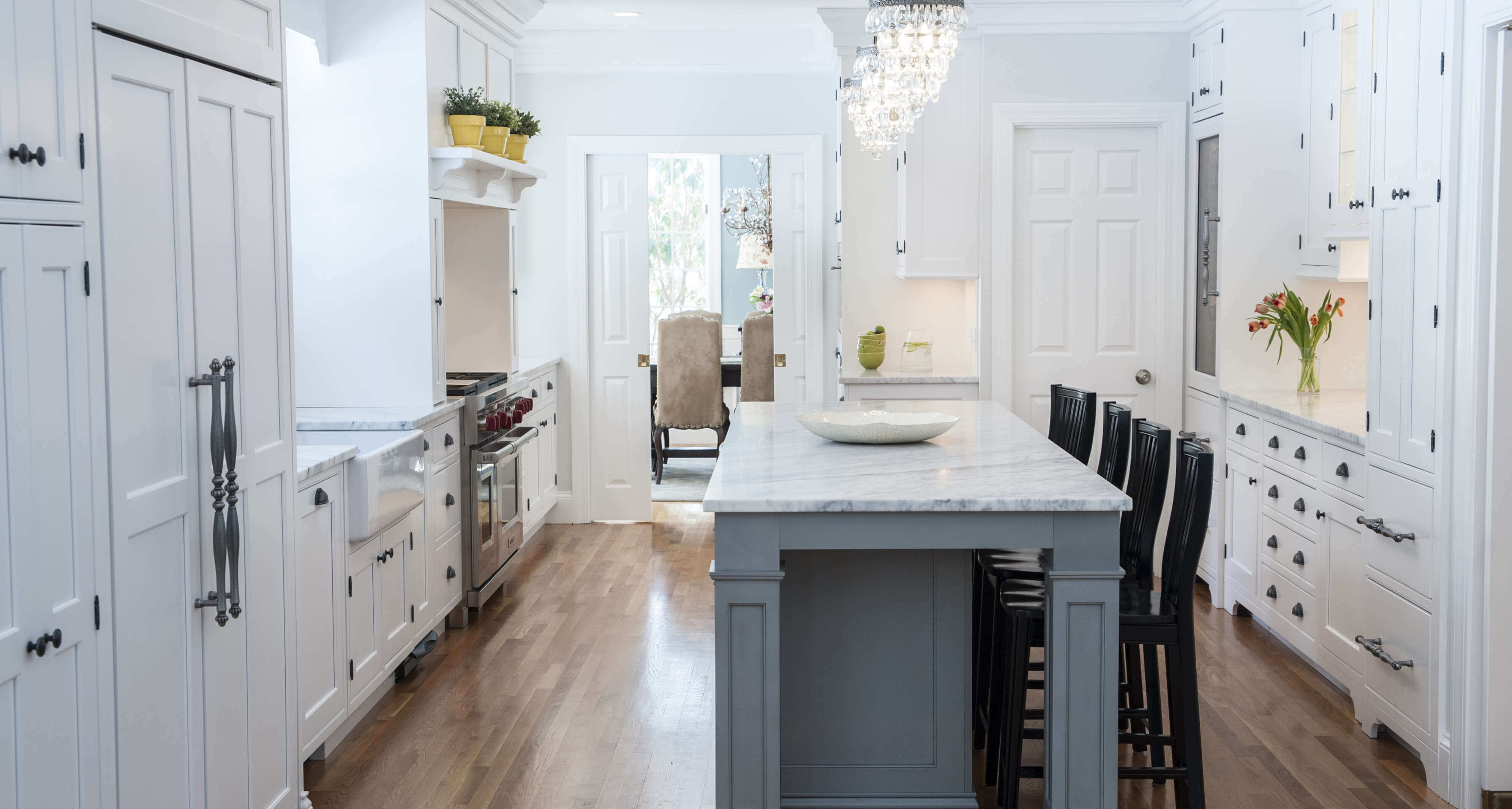 Kitchen Design And Build Center in Westborough Massachusetts