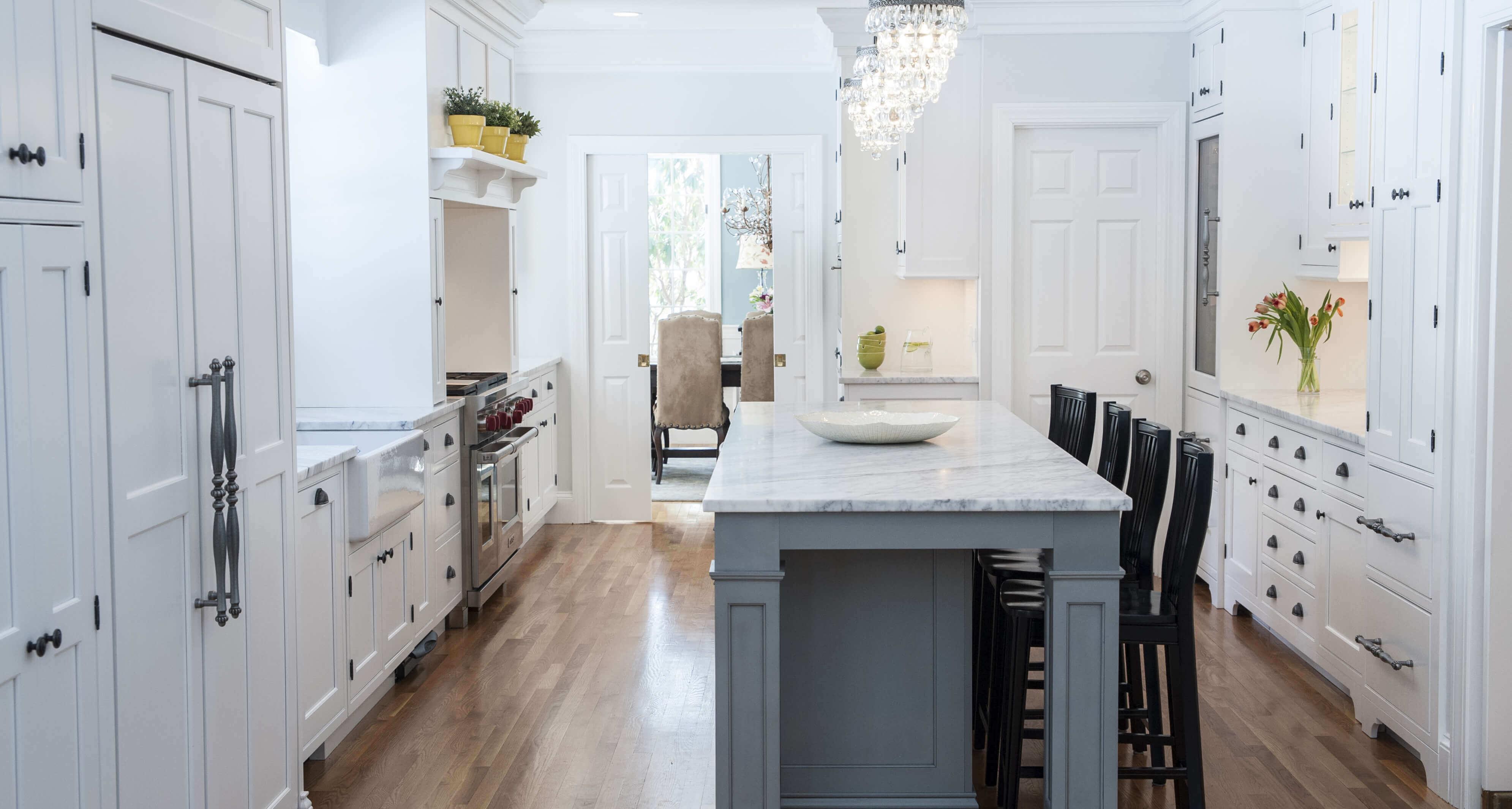 Kitchen Design And Build Center in Westborough Massachusetts