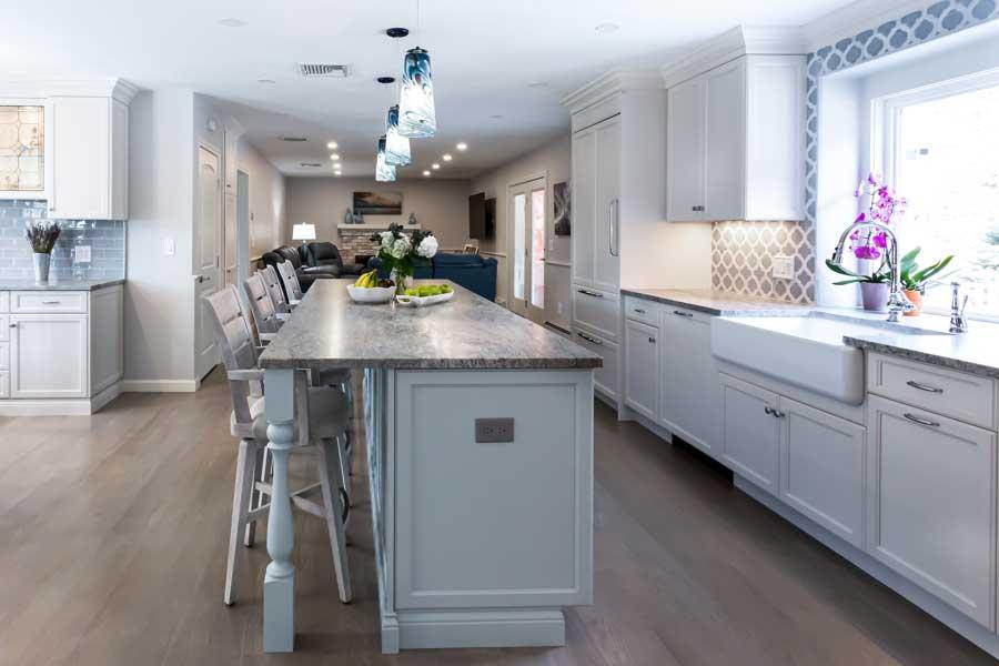 great room addition design builder westborough mass