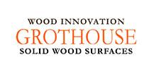 Grothouse Lumber Company Logo