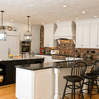French Country Kitchen Design Company In Massachusetts