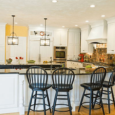 French Country Kitchen Design Company In Massachusetts 3