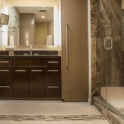 Contemporary Bathroom Design Company in Massachusetts