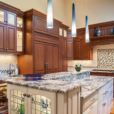 Traditional Cherry Kitchen Design Company In Westborough 1