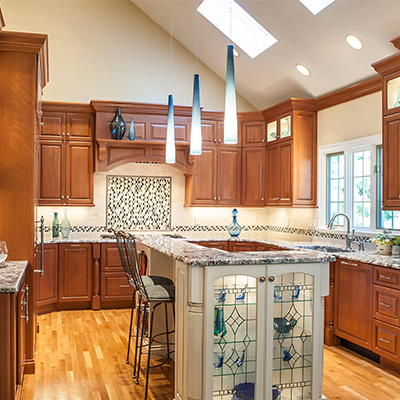 Traditional Cherry Kitchen Design Company In Westborough 3