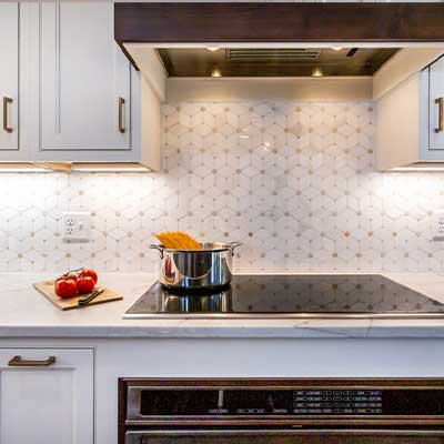 brushed brass kitchen examples - kitchen design build oil rubbed bronze and brass westborough mass-14