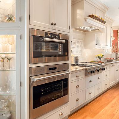 landmark colonial revival kitchen design build services 2