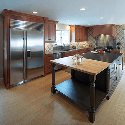 Asian Influence Kitchen Design Company In Westborough MA 3