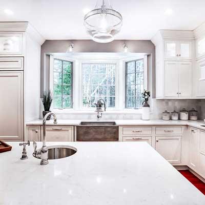 polished nickel envy transitional kitchen resdesign westborough mass-1