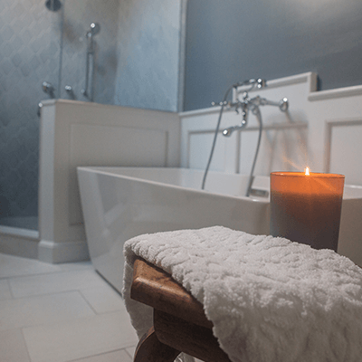 serene bathroom design build services westborough