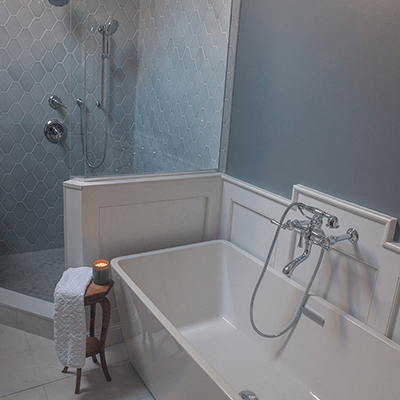 serene bathroom design build services westborough 3