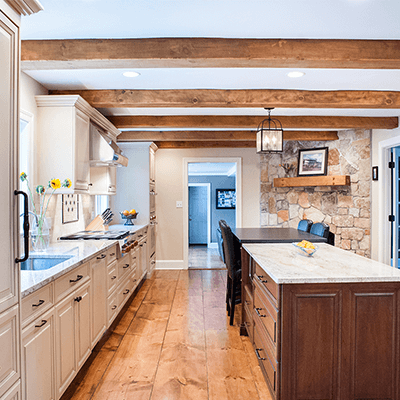 Traditional Greenfield Kitchen Design Company In Massachusetts 3