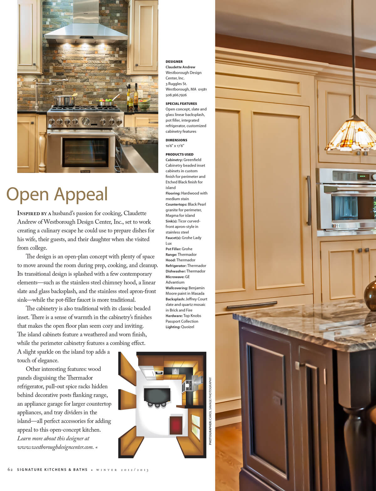 Press About Top Kitchen Design Company In Massachusetts 2